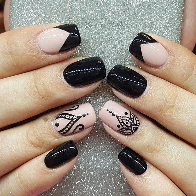 Arte en las uñas | nails | Pinterest | La uña, Diseños de uñas y Arte