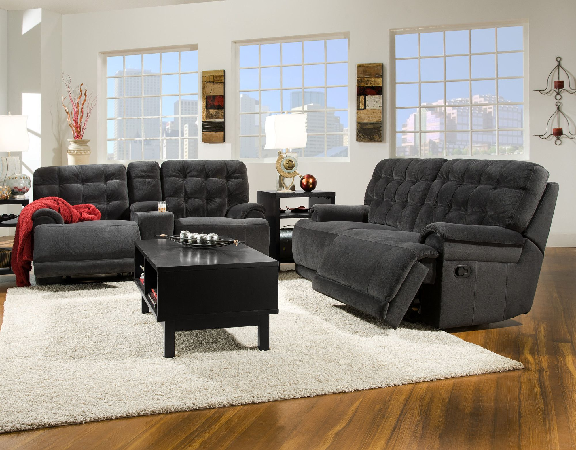 Toptip Liegestuhl Yacer Living Room Set Out
