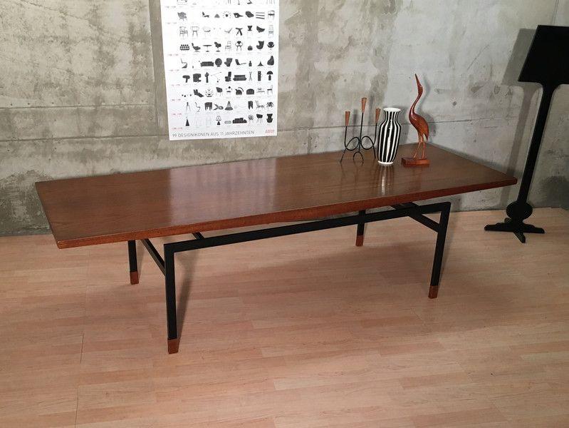 Vintage Tische - Coffeetable Couchtisch von ILSE Möbel MIDCENTURY ...