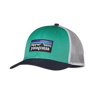 cd8a46c1c66 Patagonia P-6 Trucker Hat