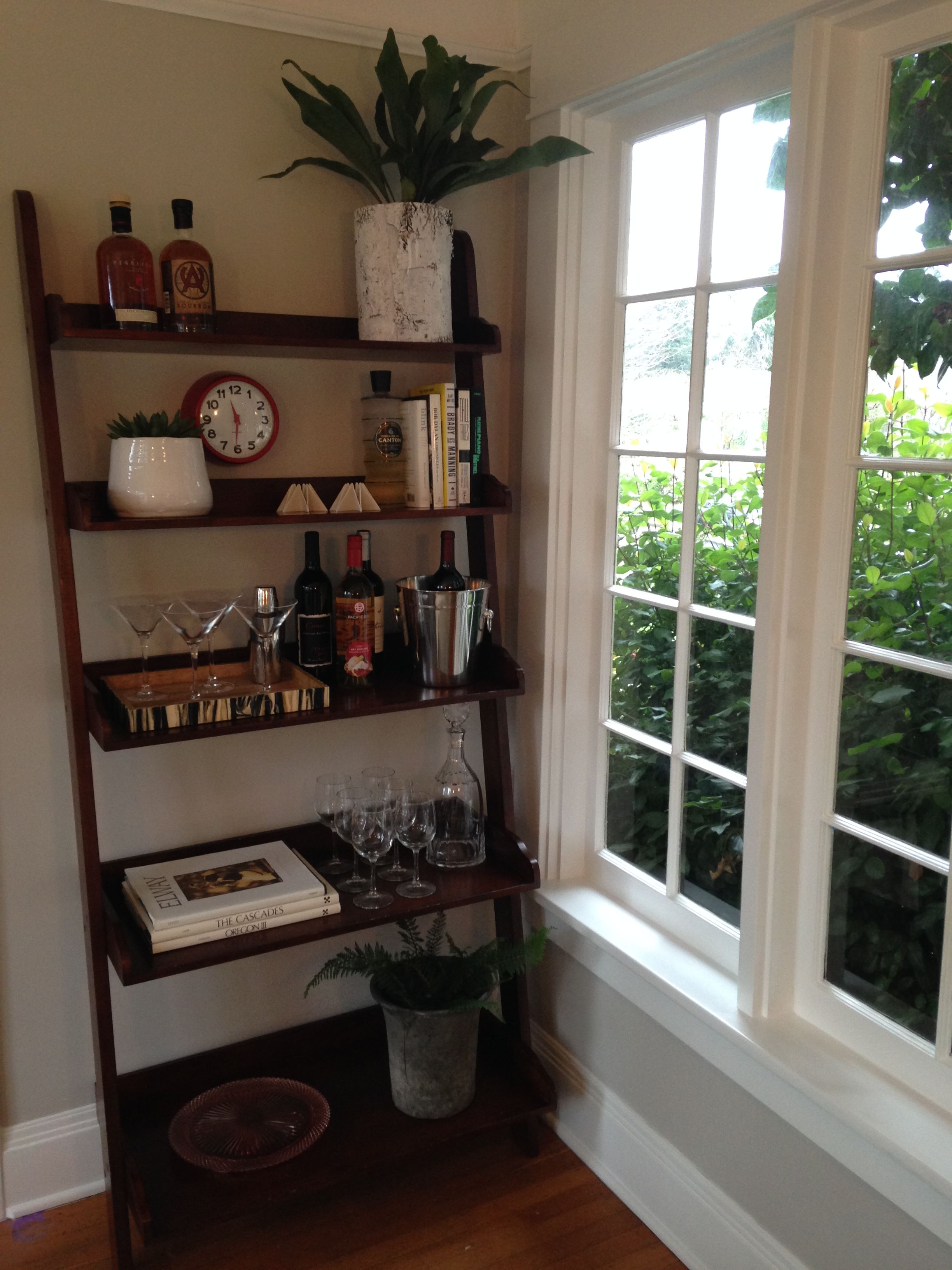 size 40 28e0a 9ee7e I repurposed a client's ladder shelf, which was destined for ...