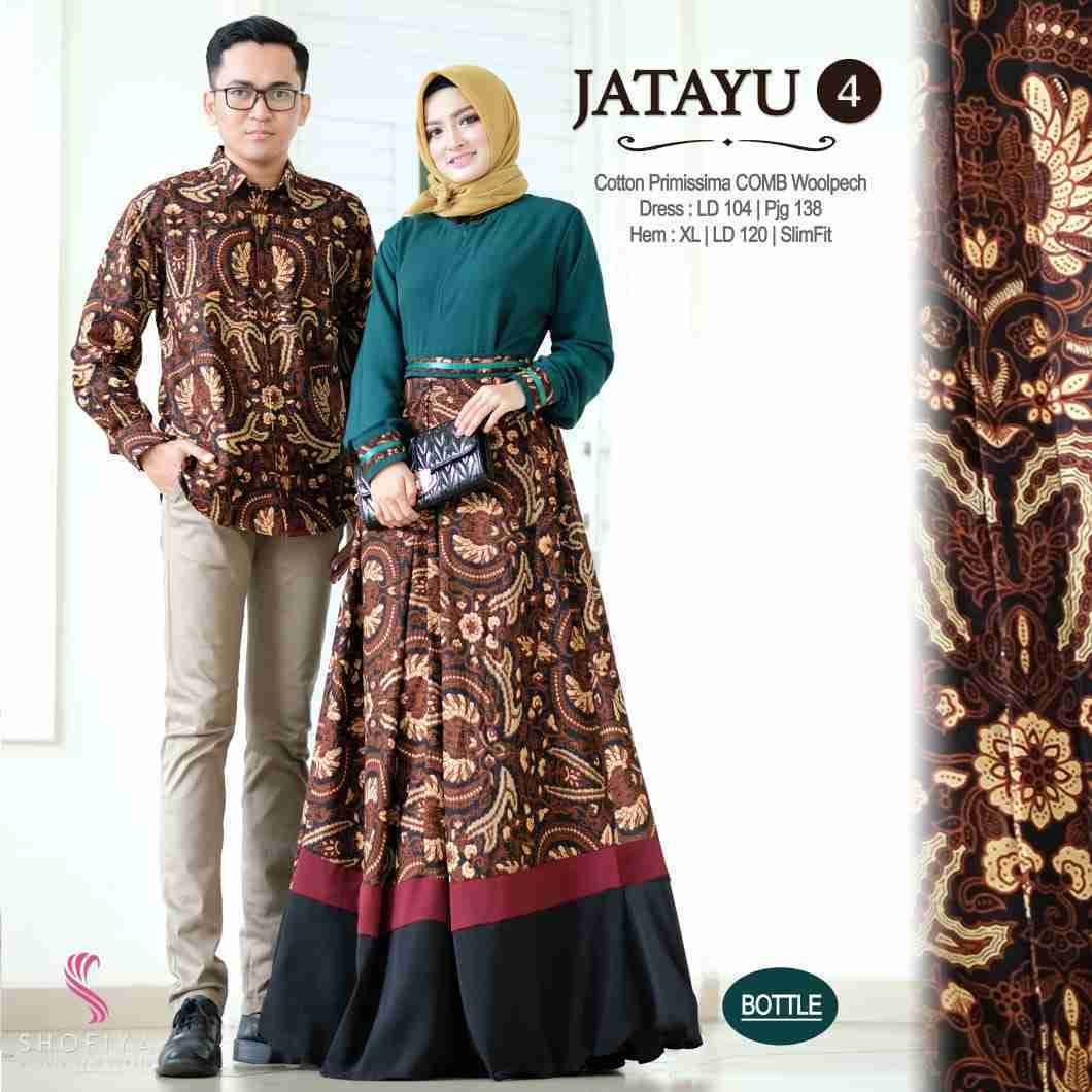 Model Gamis Batik Hijau Kombinasi Polos  Fashion, Dresses, Sequin