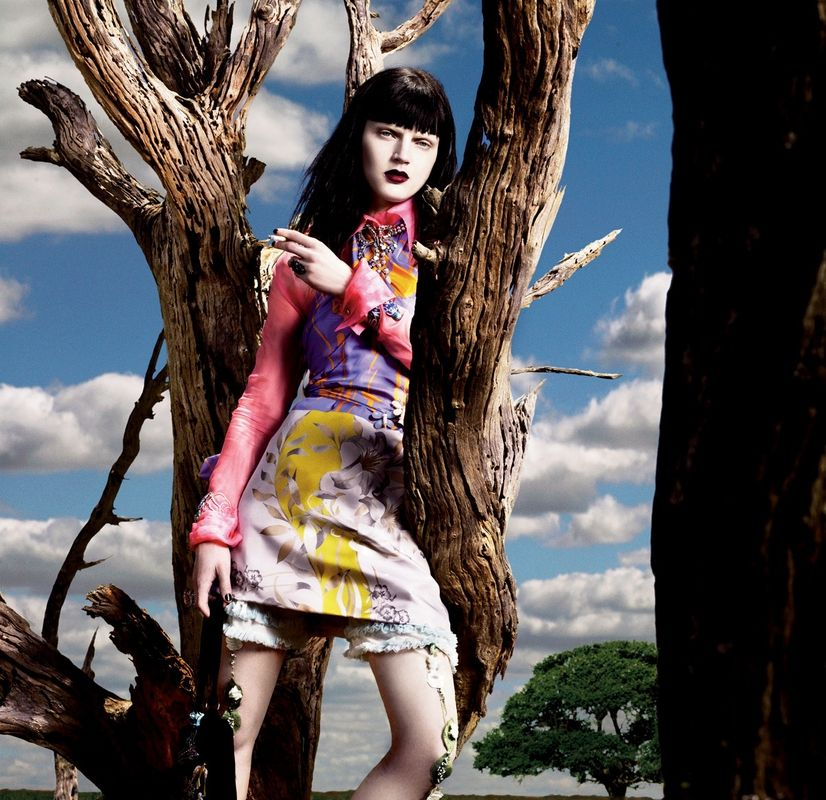 Vogue Paris, April 2008   Mikael Jansson