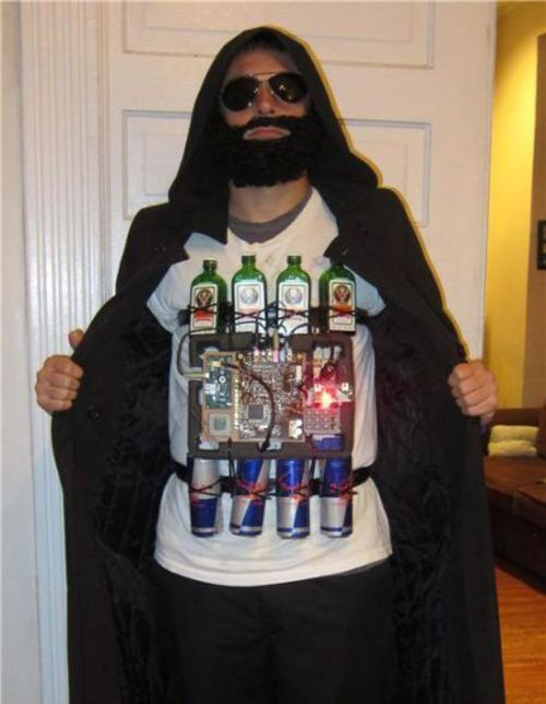 Red Bull Humor and funny pictures Pinterest Red bull, Funny - halloween costumes with beards ideas