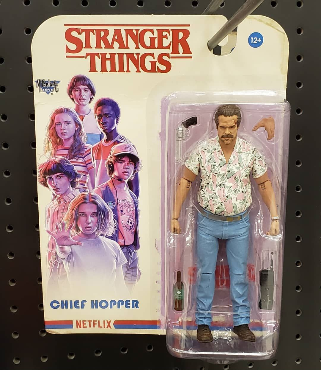 STRANGER THINGS 7IN SERIES 3 PUNK ELEVEN ACTION FIGURE NEW BOXED MCFARLANE