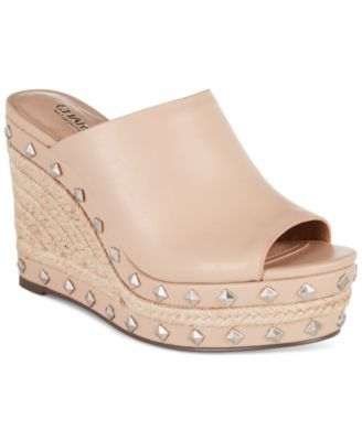 8a42d78b865 CHARLES by Charles David Lisbon Platform Wedge Sandals | Beautify me ...