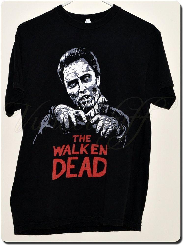 307c4d043d1e The Walken Dead Walking Dead Zombie Parody T-Shirt, Size M, Ex. Cond ...