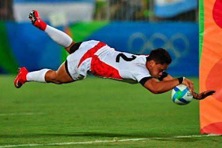 合谷のトライ :フォトニュース - リオ五輪・パラリンピック 2016:時事ドットコム