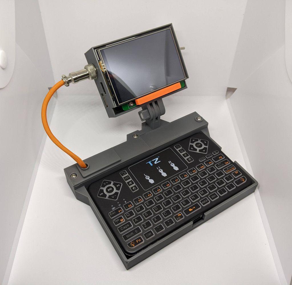 CyberDeck ZBS | Facelesstech