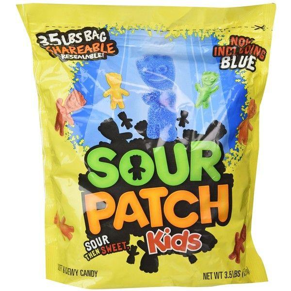 Amazon Com Sour Patch Kids Bag Drs 3 5 Pounds Sour Flavored Candies Grocery Gourmet Food Sour Patch Kids Sour Patch Kids Candy
