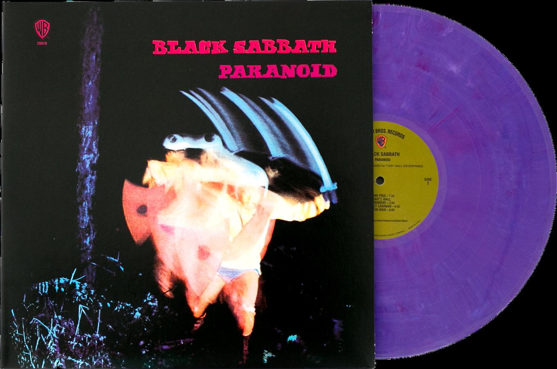 6 Black Sabbath Paranoid Black Sabbath Sabbath Vinyl