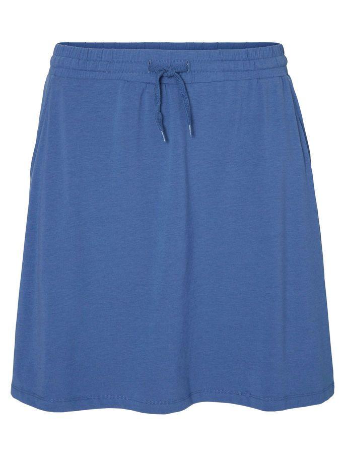dacb48699472 JERSEYSYDD KJOL, True Navy, large | Bottoms | Jersey skirt, Skirts ...