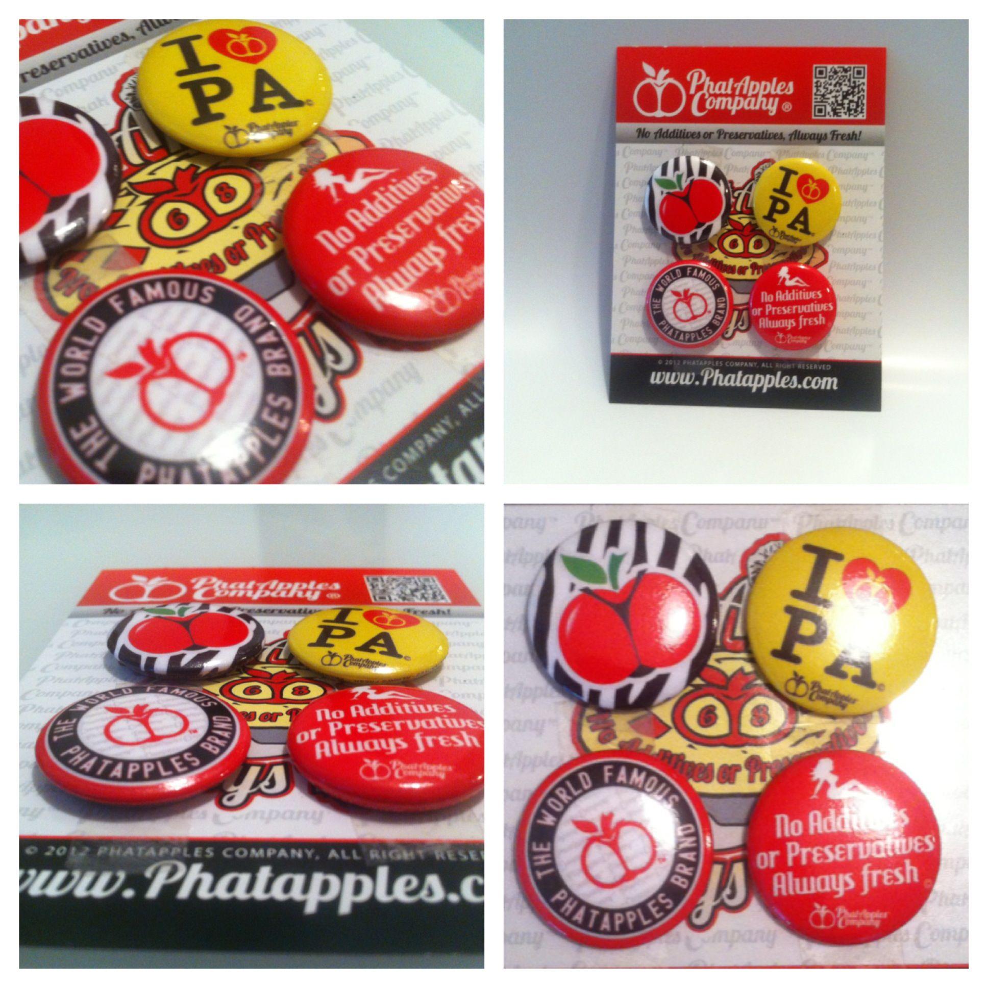 Phatapples Company Pin Pac 1