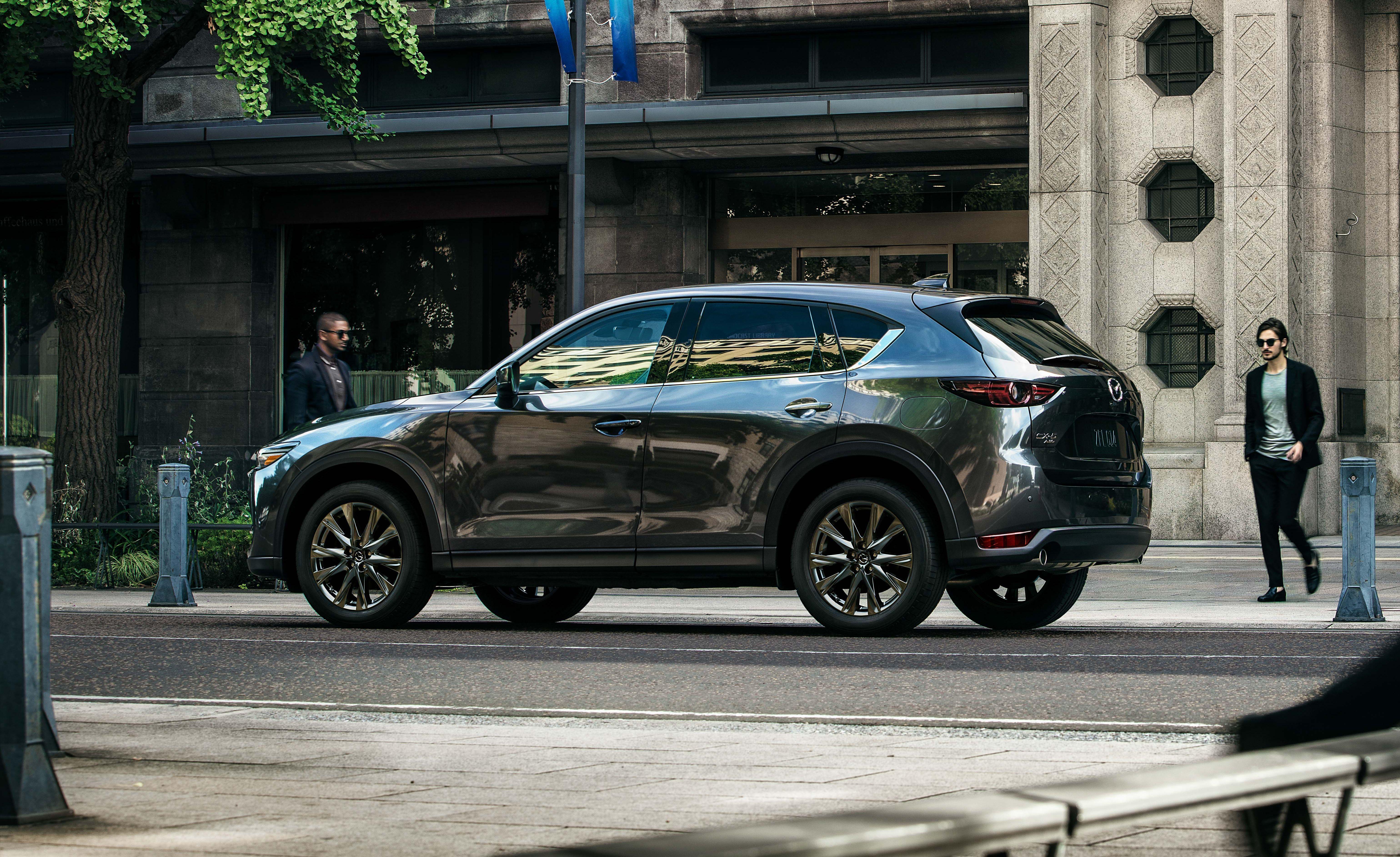 2019 Mazda Cx 5 Fuel Efficient Suv Mazda Suv