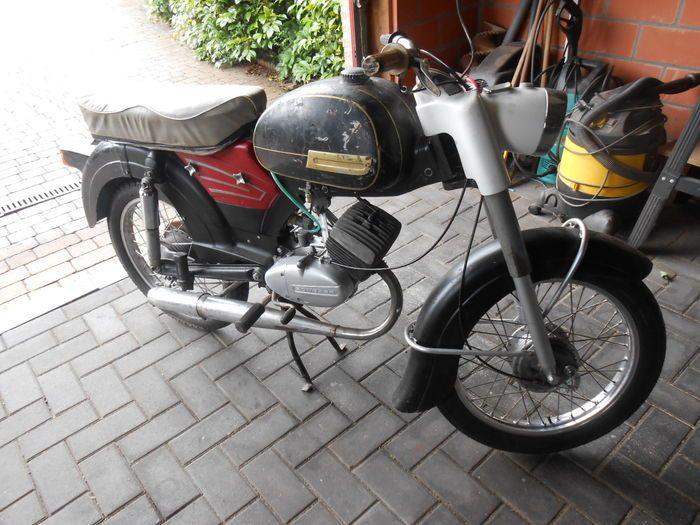 Zundapp 515 Sport Combinette - 1965