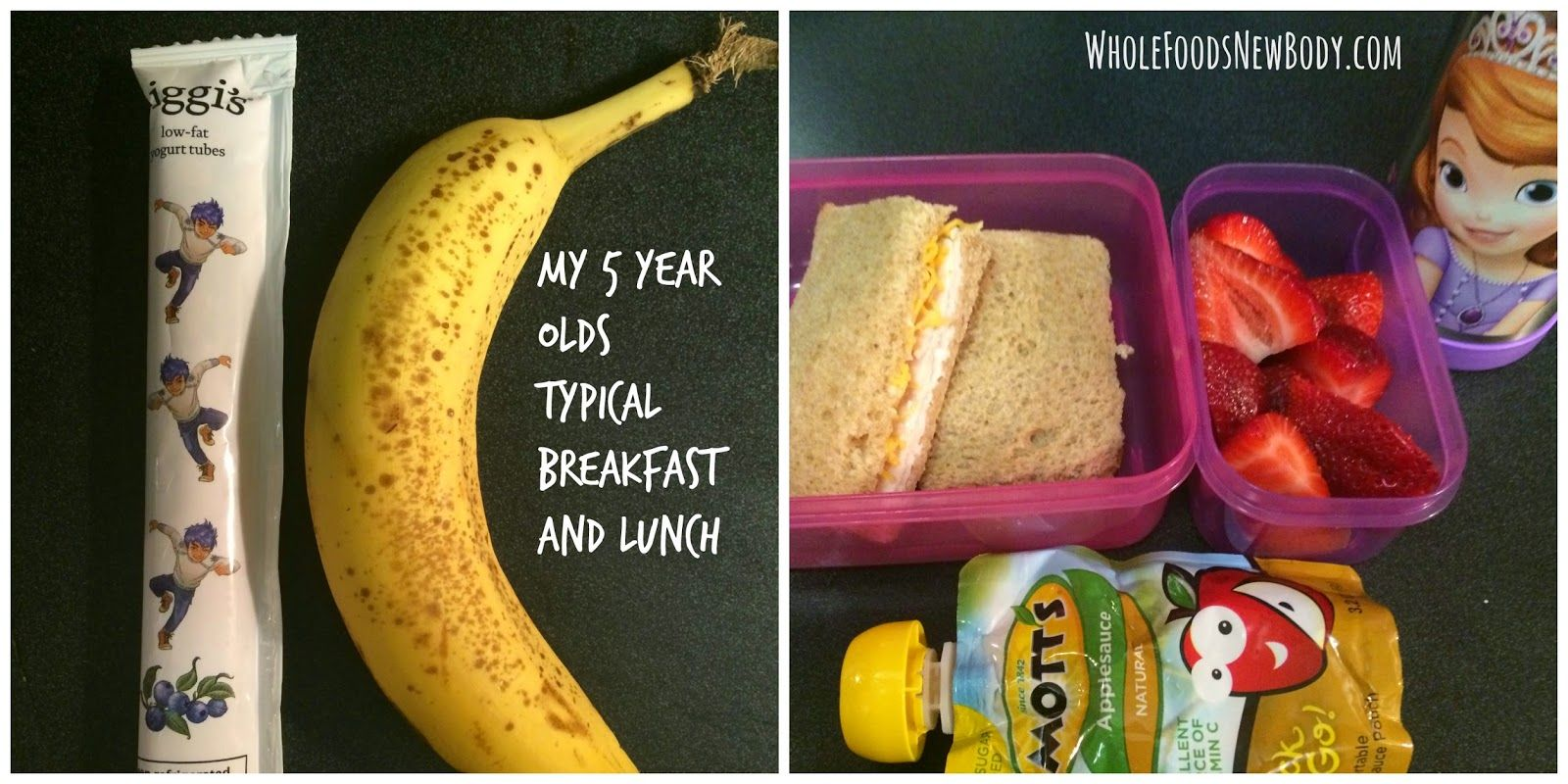 Whole Foods...New Body!: Clean Eating Kids Lunch Ideas