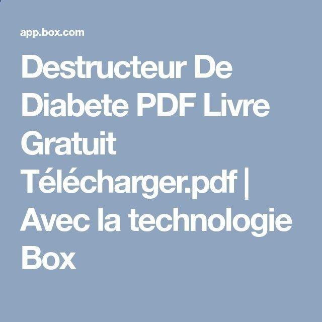 DESTRUCTEUR DIABETE GRATUIT DE TÉLÉCHARGER