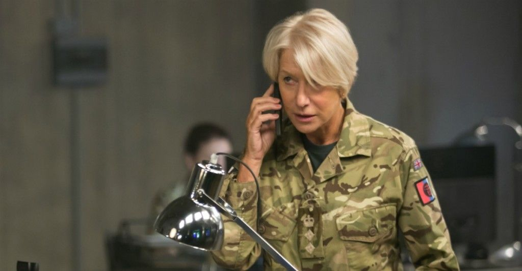 Eye In The Sky An Ambivalent Thrilling Movie About Drones That America Needs To Talk About Helen Mirren Movies Empire Movie