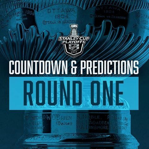 hockeybydesignNew #HbyD! 2017 NHL Playoffs Jersey Countdown and Predictions (Round 1) ....... 🔗 in bio! It's our annual ranking of each of the jersey matchups along with our brand-specific predictions.