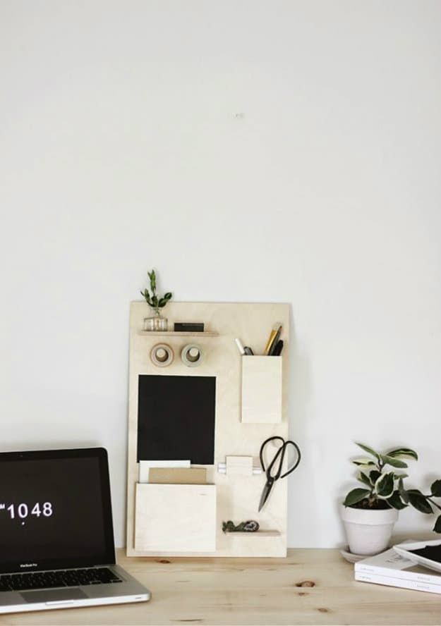 Nifty Diy Desk Organizer Ideas To Keep You Productive Let S Get