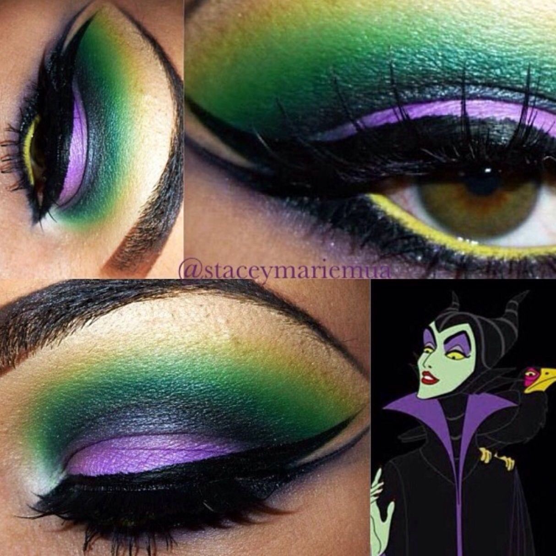 Evil Queen Makeup Evil Queen Makeup Maleficent Makeup Disney Makeup