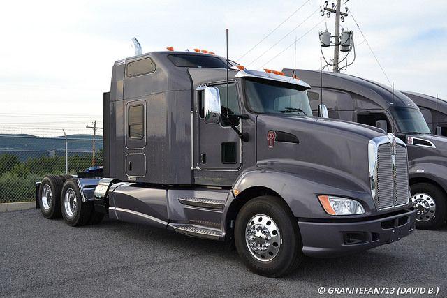 2015 Kenworth T660 Trucks Western Star Trucks Kenworth Trucks