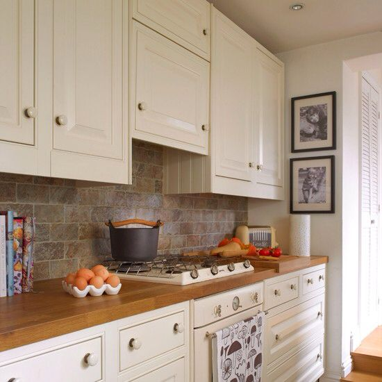 Kitchen Tiles Brick Effect nice mottled brick effect splashback | kitchen/ living | pinterest