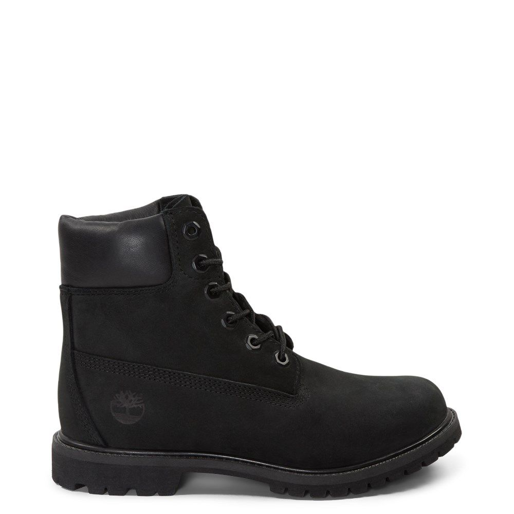 Premium Boot - Black   Timberland boots