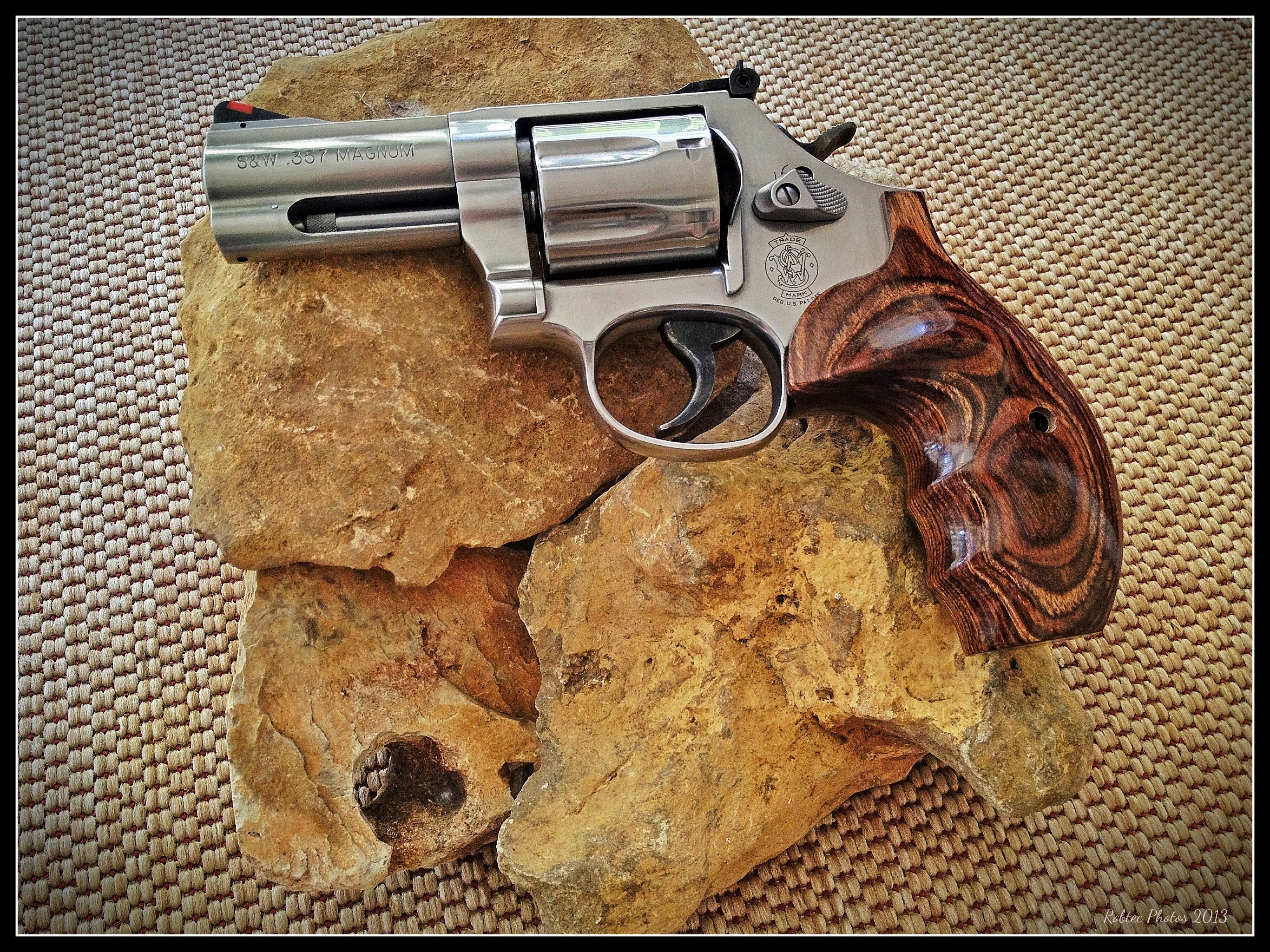 Nothing Quite As Beautiful A Good Revolver Smith And Wesson 686 Plus With Altamont Grips