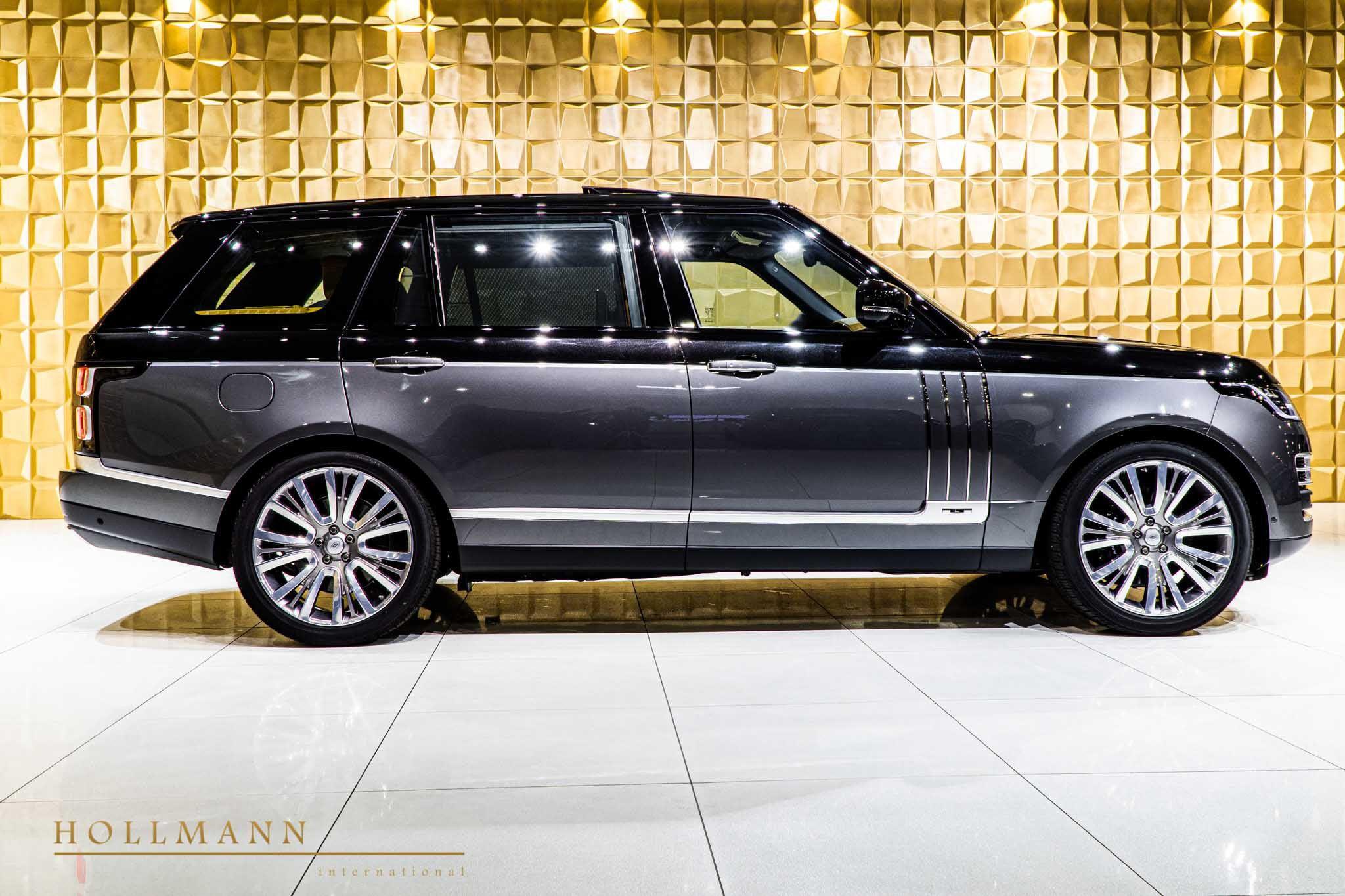 Land Rover Range Rover 5 0 Lwb Sv Autobiography Hollmann International Germany For Sale On Luxurypulse Range Rover Range Rover Interior Sv Autobiography