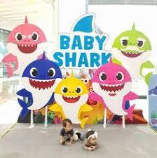baby shark trunk or treat ideas