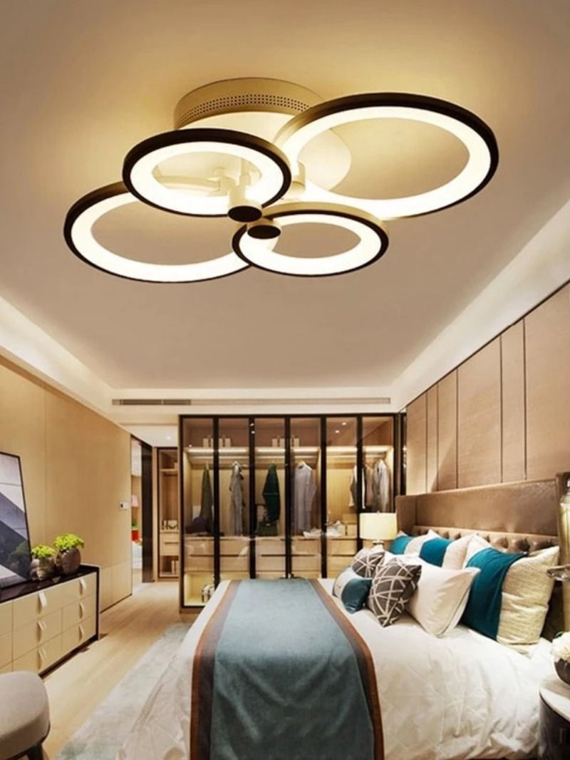 Surface Mounted Modern Led Ceiling Lights For Living Room Bedroom Unique Light Fixtures Ceiling Lights Modern Led Ceiling Lights