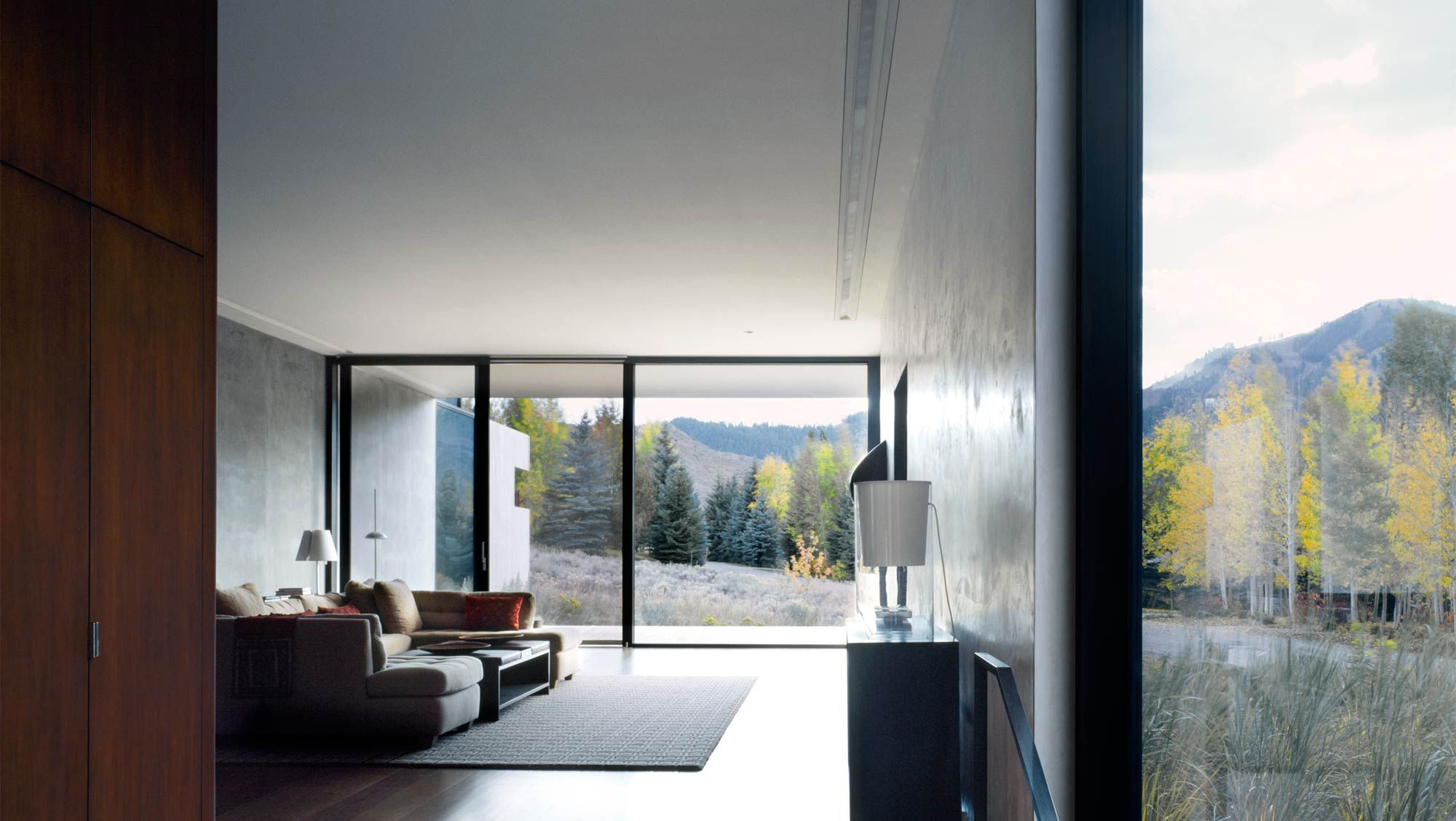 allied works architecture - Sun Valley Residence ...