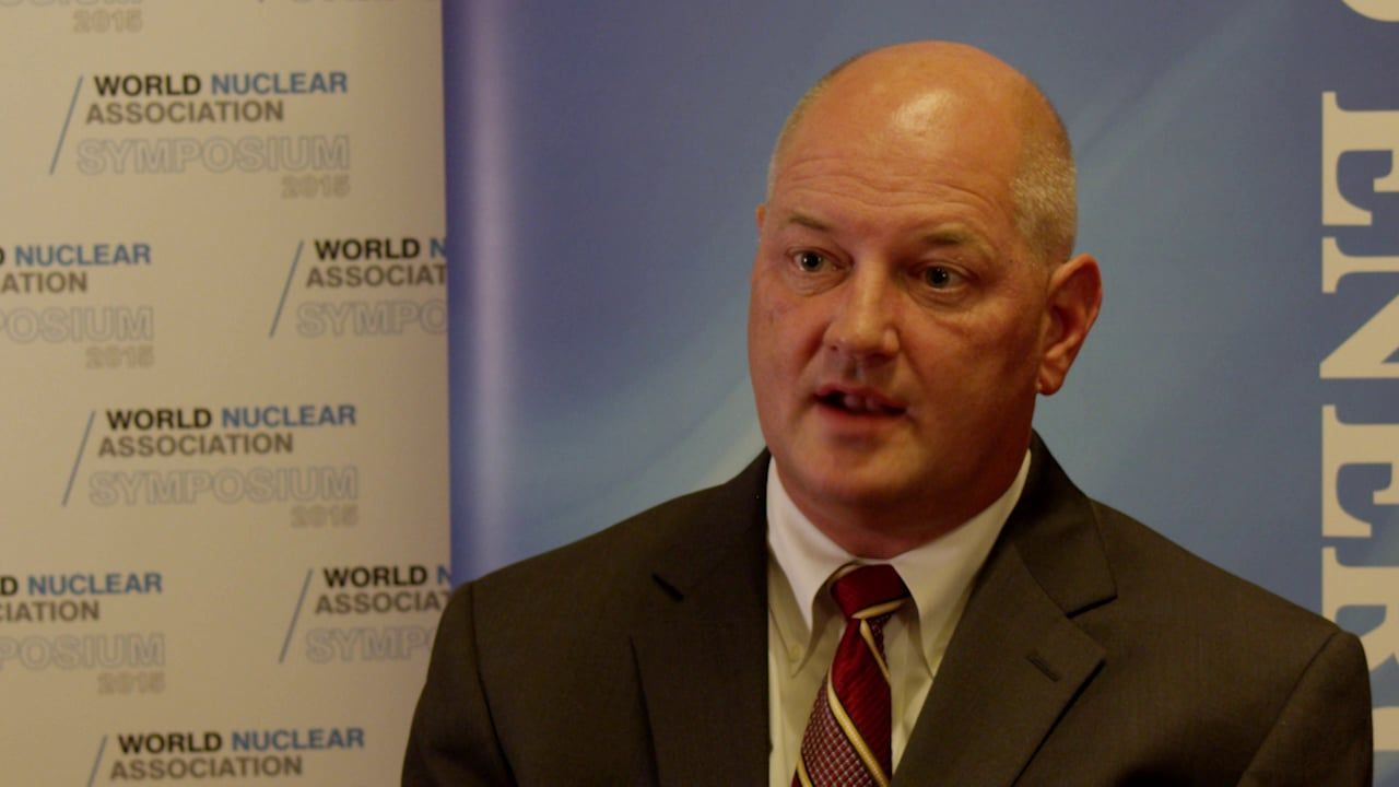 Jay Wileman, Chief Operating Officer at GE Hitachi Nuclear Energy