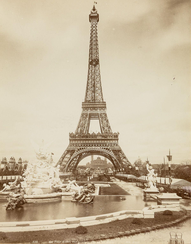 Paris Built The Eiffel Tower As An Entrance For This