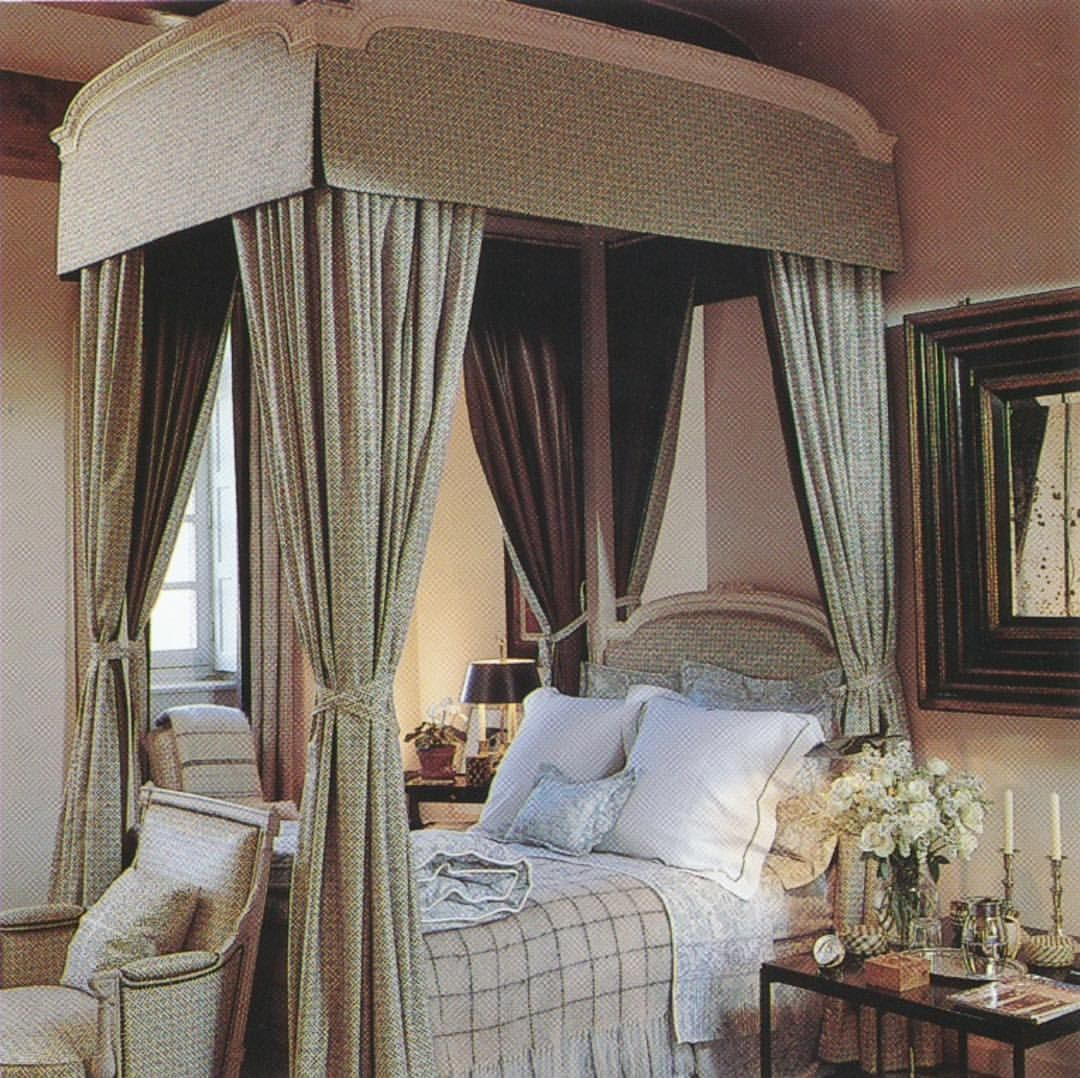 Juliette Bedroom Furniture Four Bedroom Apartment Plans Dinosaur Bedroom Accessories Uk Bedroom Ideas On A Budget: Hubert De Givenchy At Le Jonchet (Château Du Jonchet