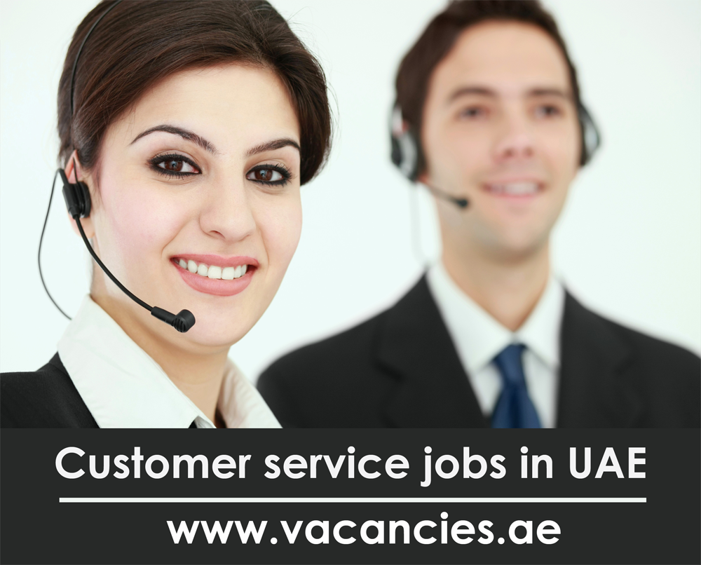 Find All The Latest Customer Service Jobs In Uae Experience