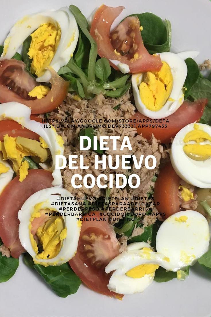 La dieta del huevo es efectiva