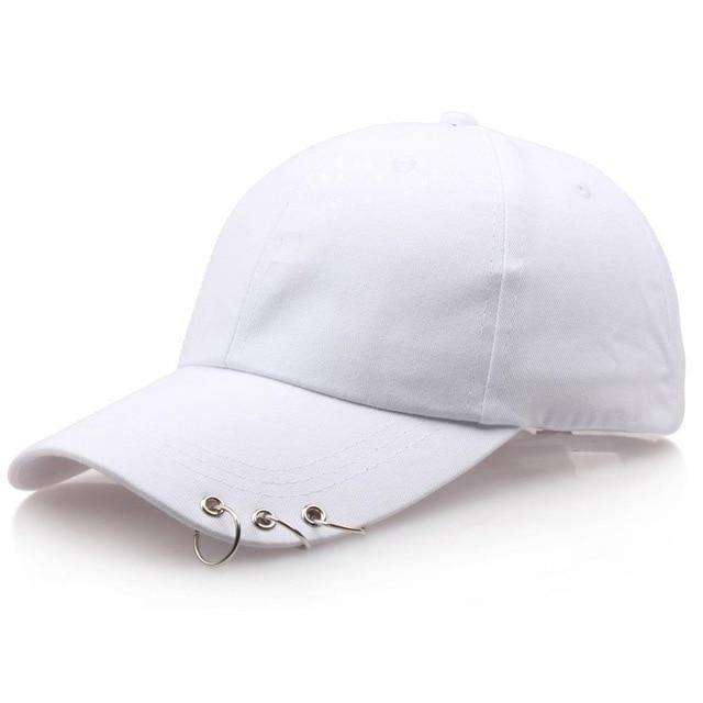eef49152d5b Men Women Baseball Cap Bboy Adjustable Casual Snapback Sport Hip-Hop Ball  Hat Baseball Caps Black Pink White
