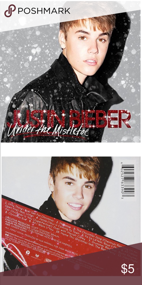 Under the Mistletoe by Justin Bieber 2011 Under the