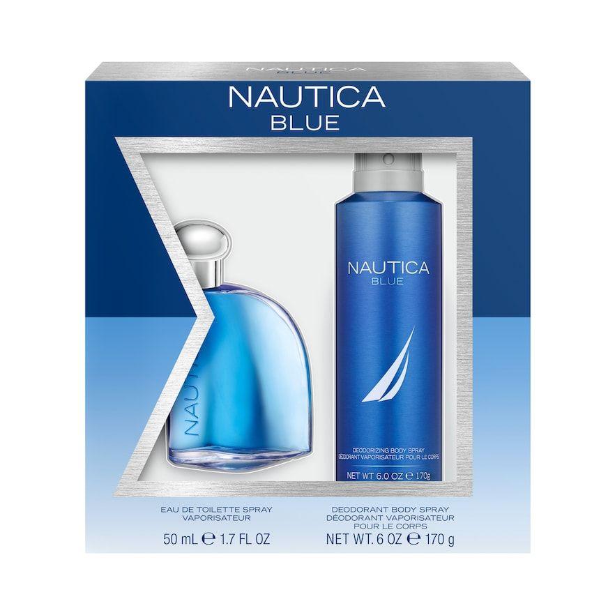 cfc0c1ccbb79 Nautica Blue Men's Cologne Gift Set ($40 Value)   Products   Cologne ...