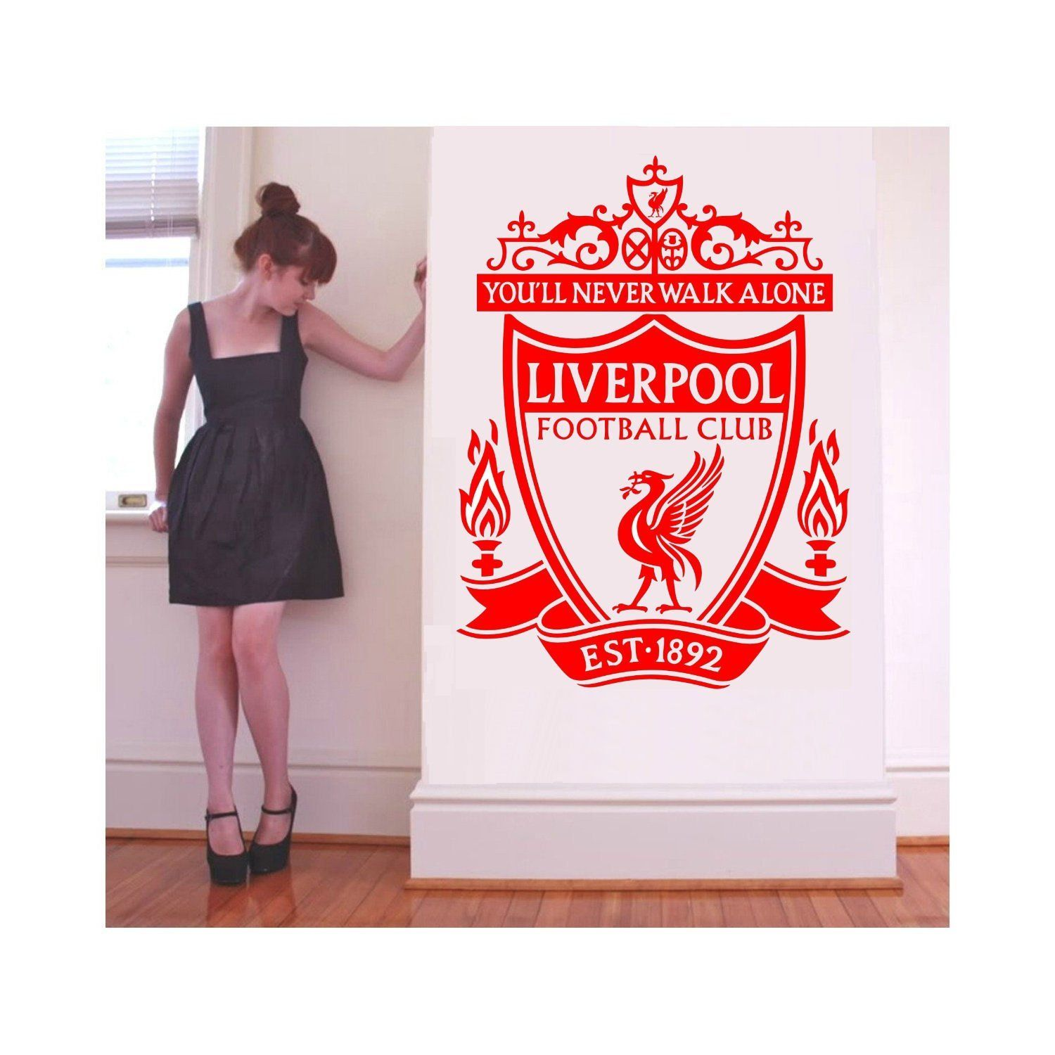 Liverpool fc wall decal from amazon http www amazon co
