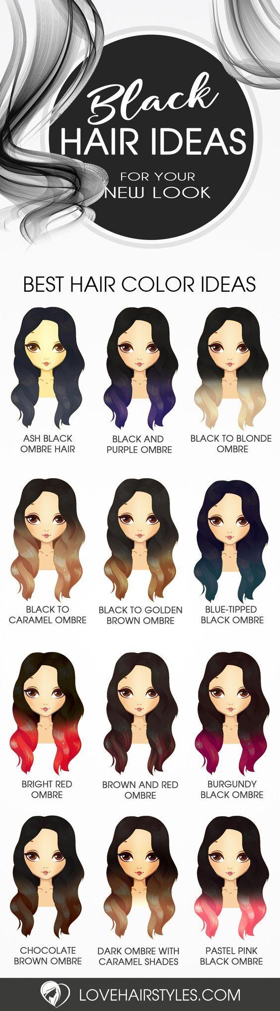 Caramel hair color boy włosy przewodnik  czarny kolorowy  hair   pinterest  hair