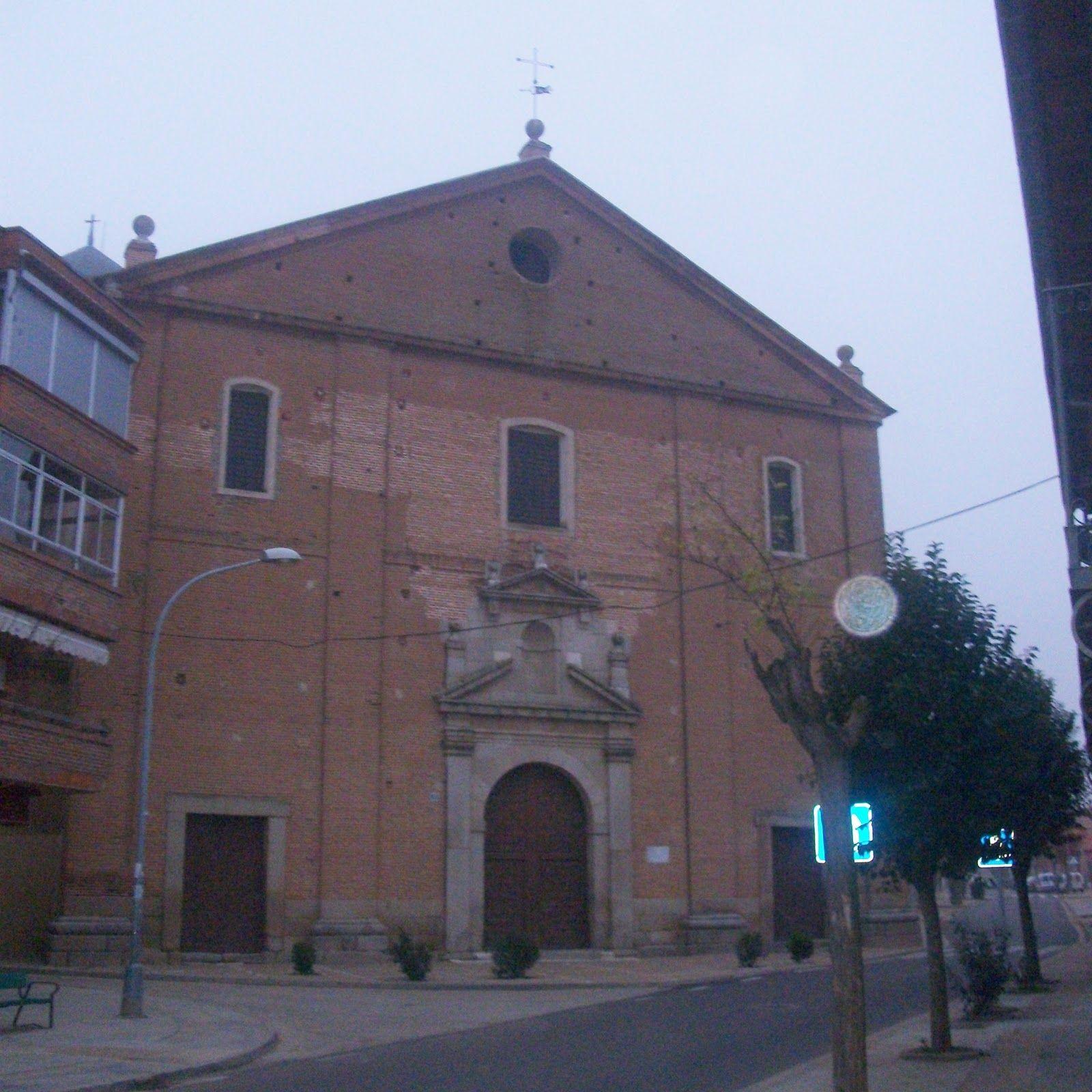Iglesia De La Asuncion En La Seca Iglesia El Sequito Edificios