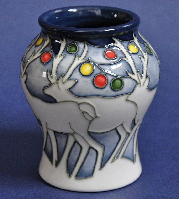 Moorcroft Designs Gallery Collecting Moorcroft Pottery