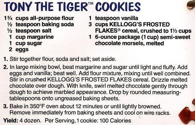 Rainbow Gospel Radio | Tony the Tiger Cookies