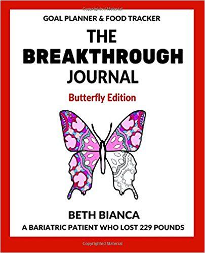 The Breakthrough Journal Butterfly Edition Volume 1 Beth Bianca