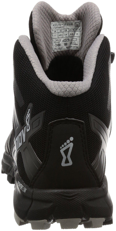 d1fa9c3801e31 Inov8 Inov8 Mens Roclite 325 GTX Trail Running Shoes Black/Grey M11 ...