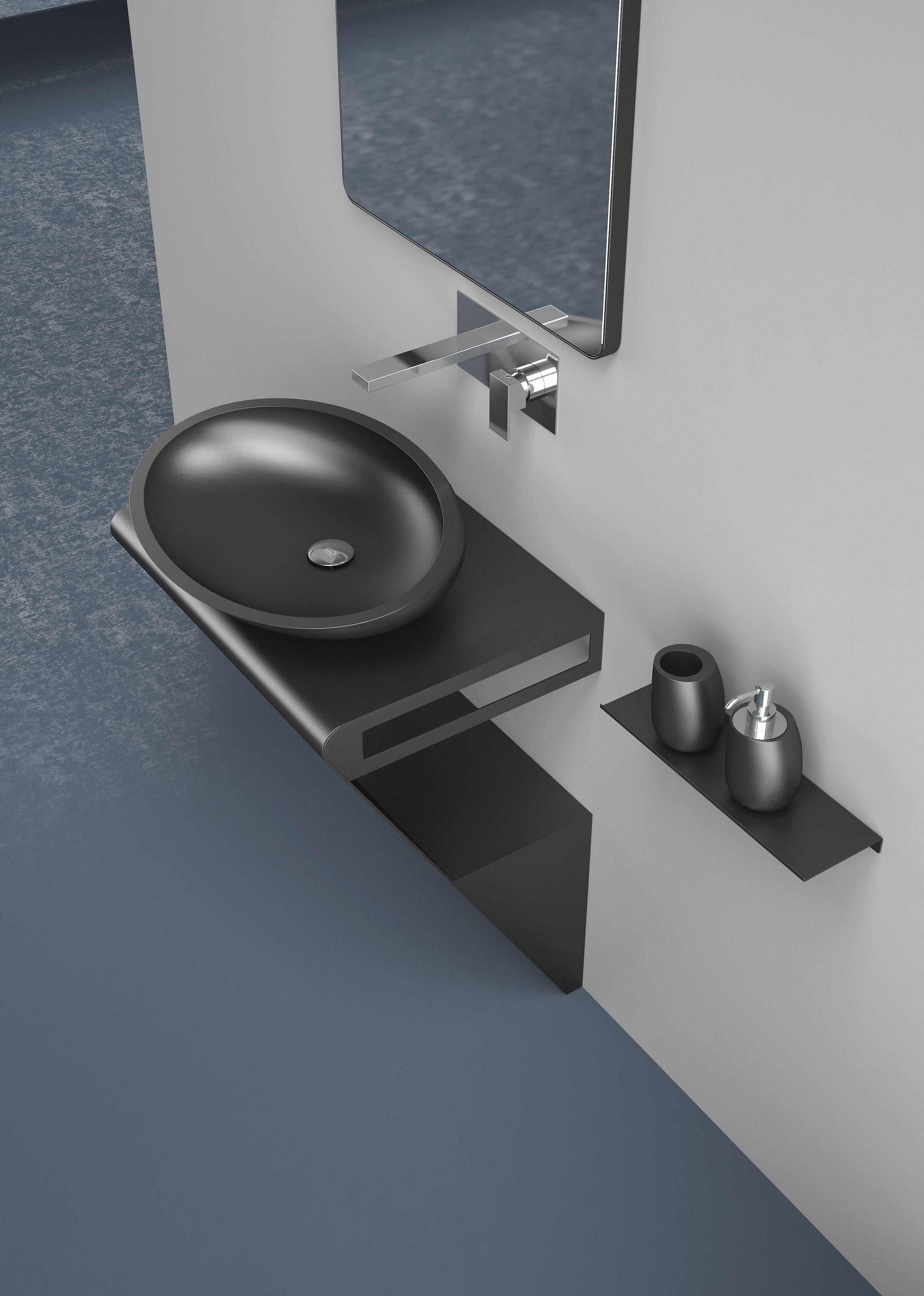 Etagere Salle De Bain A Poser meuble lavabo zero en 2020 | meuble lavabo, décoration
