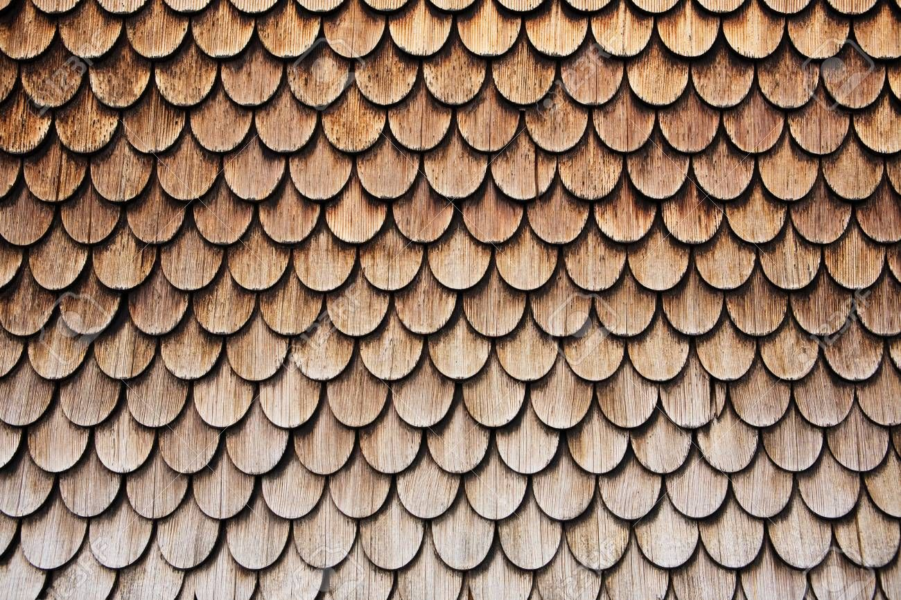 Wooden Roof Tiles Stock Photo 82291653 Roof Detail Architecture Roof Tiles Roof Detail